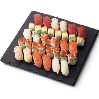 上野 Sushi 力蔵 Xmas限定 握り詰合せ