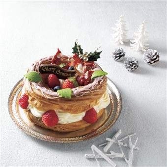 上野 ドルチェフェリーチェ クリスマスのシューリース