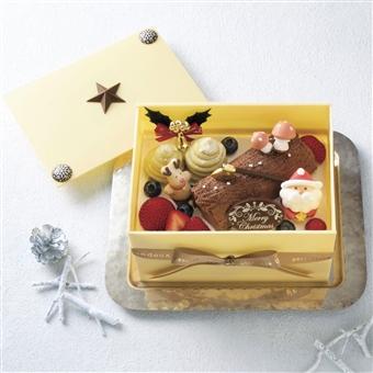 日暮里 パティスリー アンドゥ クリスマスBOX