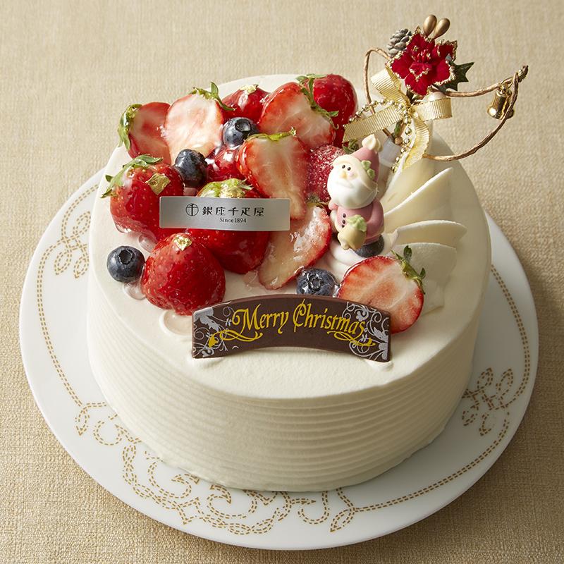 赤羽 パティスリー銀座千疋屋 スペシャルデコレーションケーキ